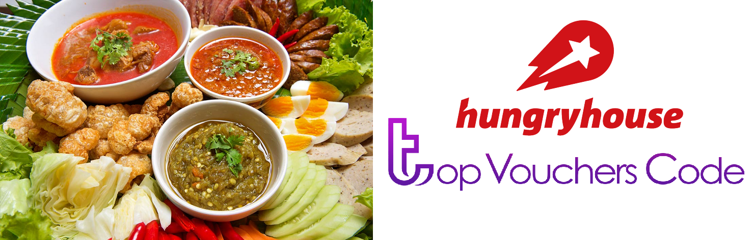 Order These Thai Dishes Cheap Through TVC Hungry House Promo Codes