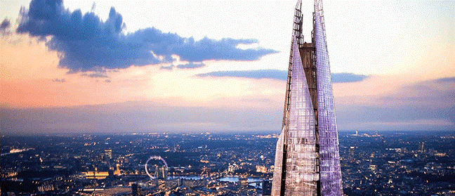 The View From The Shard Code