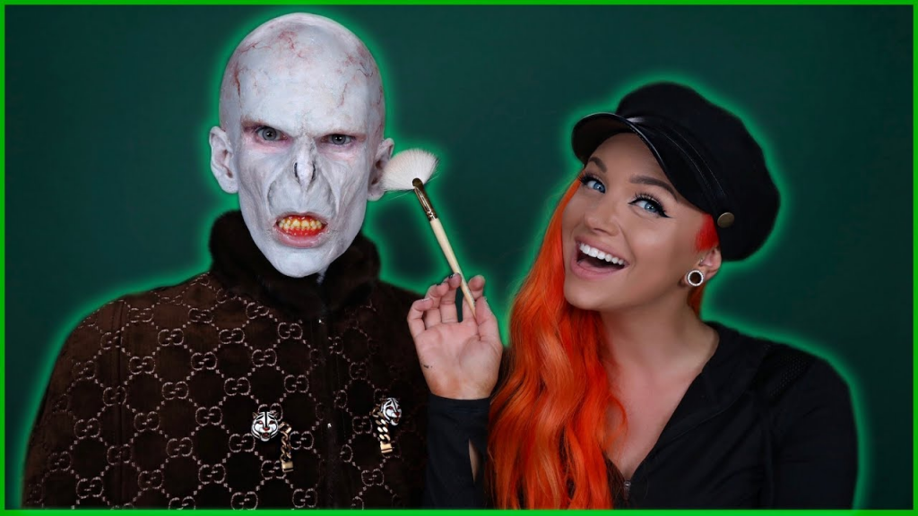 Jeffree Star as Lord Voldemort