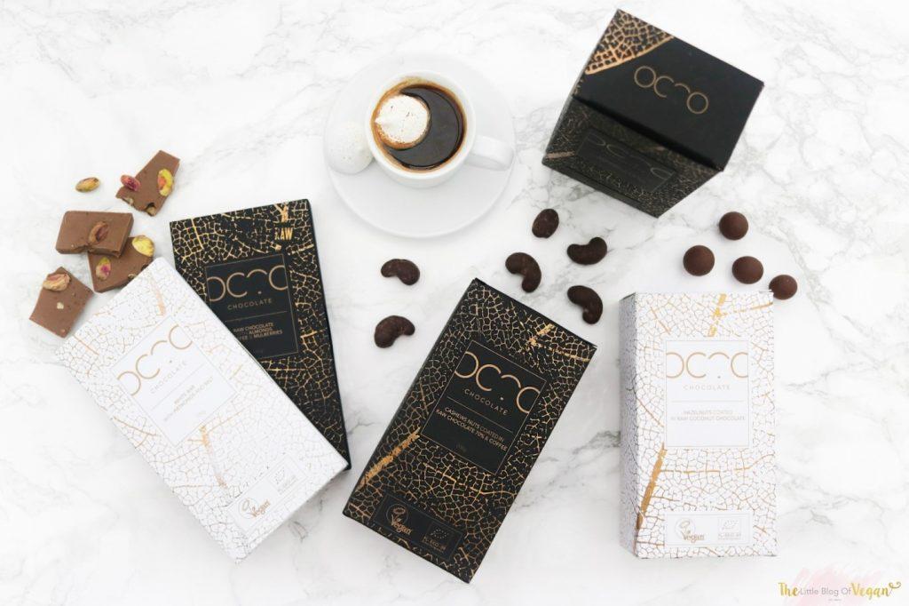 Octo Chocolates
