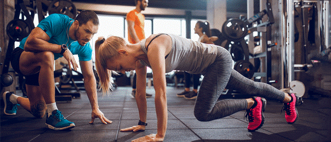 Nail your 2020 Fitness Goal!