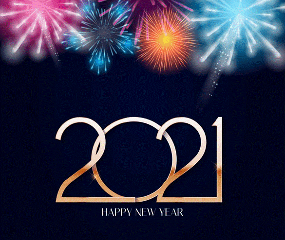 This New Year's Eve, Count Down for 2021 and a Sharpened Lifestyle!