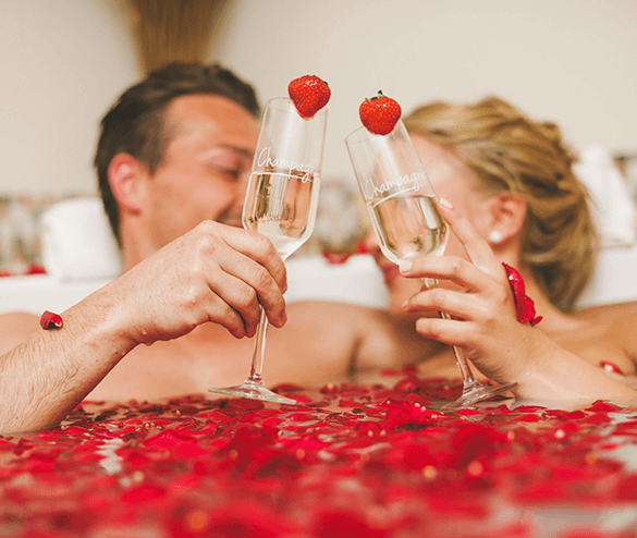 An At-Home Valentine's Day to Spice Up Your Love Life
