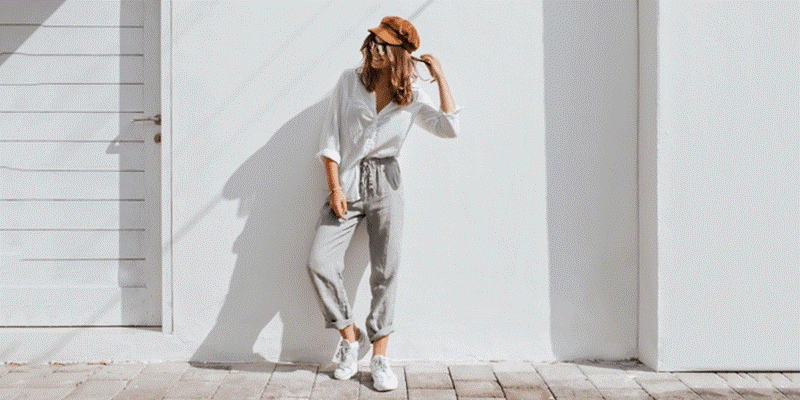 White Shirts Outfits to Indulge your Wardrobe With!