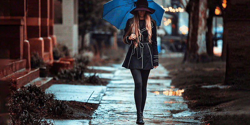 Essentials to see you through the Summer drizzly weather!